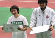 左から準優勝の中村くん、優勝の坂くん
