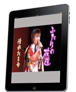 iPad(アイパッド)で視聴できます。